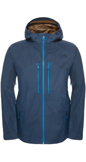 The North Face M's Fuse Brigandine 3L Jacket Shady Blue